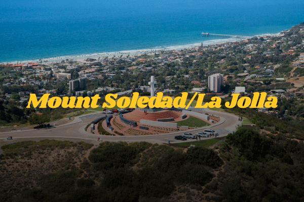 San Diego Day Trips Mount Soledad