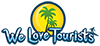We Love Tourists Logo
